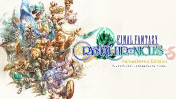ファイナルファンタジー・クリスタルクロニクル リマスター FINAL FANTASY CRYSTAL CHRONICLES Remastered Edition