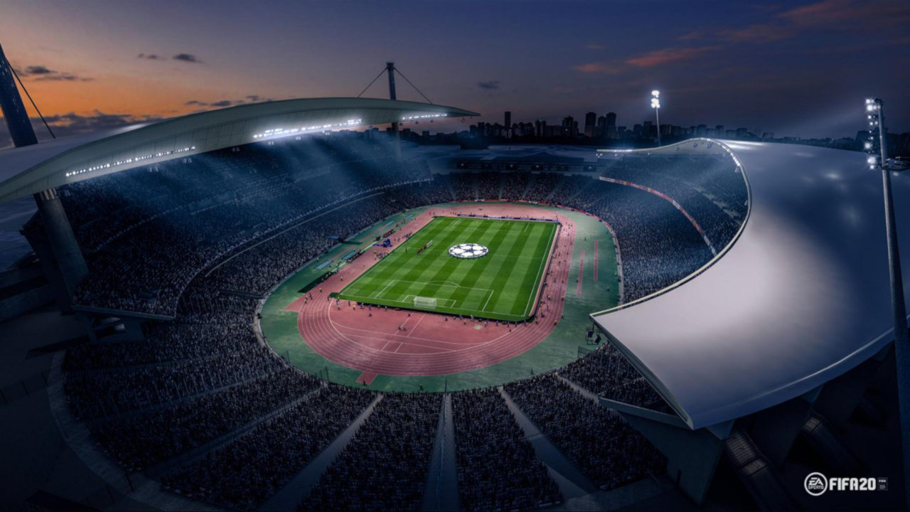 【FIFA 20】スタジアム一覧 リスト、公式ライセンスを取得した90の本物を含む150以上が収録
