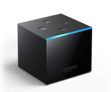 Fire TV史上最もパワフルな「Fire TV Cube (第2世代)」が登場、ハンズフリーでの音声操作に対応