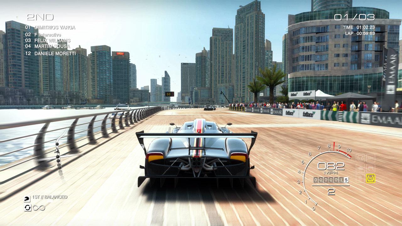 【比較】『GRID Autosport』Nintendo Switch版の特徴、操作方法、画質・フレームレート、オンライン