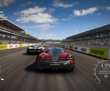 【比較】 どちらのモードで遊ぶ?『GRID Autosport』Nintendo Switch版の「品質」「パフォーマンス」それぞれの画質・フレームレート