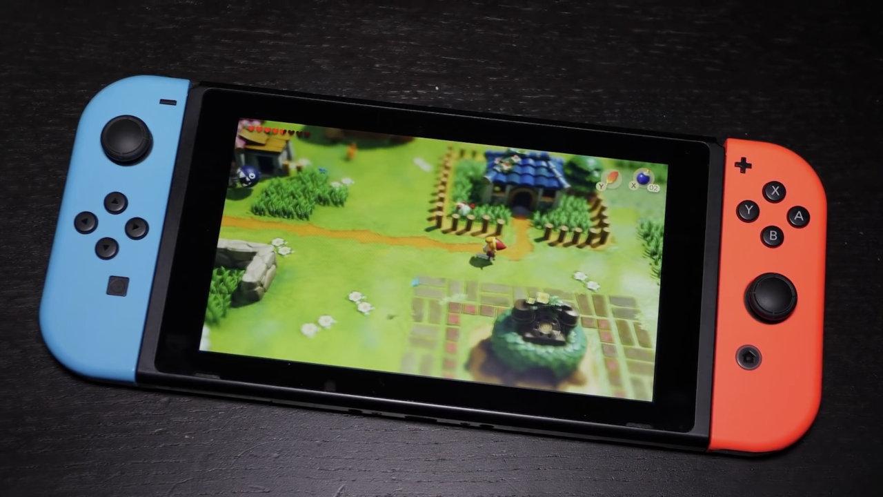 ゼルダの伝説 夢をみる島 (The Legend of Zelda: Link's Awakening) 携帯モード
