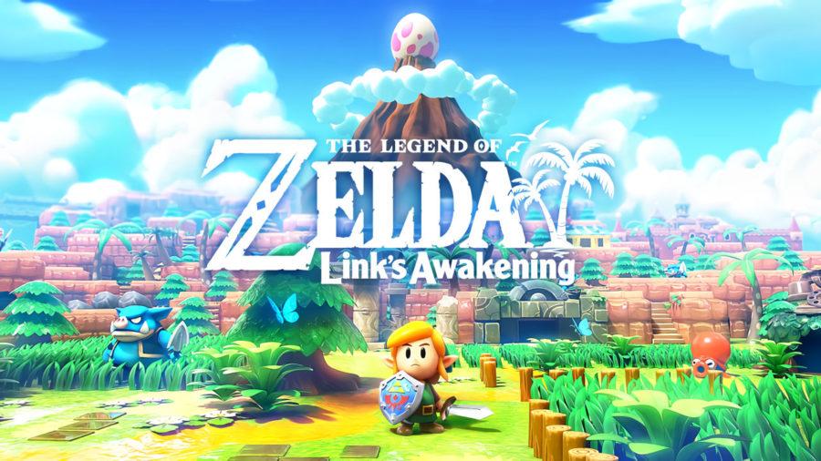 ゼルダの伝説 夢をみる島 Nintendo Switchリメイク