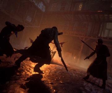 『ヴァンパイア(Vampyr)』PS4/Switch国内版が2020年秋に発売予定、吸血鬼と化した主人公の選択が物語をつくるホラーアクションRPG