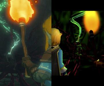 『ゼルダの伝説 ブレス オブ ザ ワイルド 続編』初公開トレーラーをN64風グラフィックで表現したデメイク映像