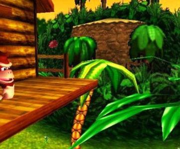『ドンキーコング64』は当初3Dではなく2.5Dアクションゲームとしてデザインされていた