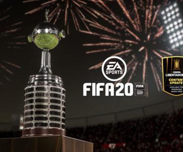 【FIFA 20】南米クラブの頂点を決める「コパ・リベルタドーレス」がアップデートで追加へ、EAとCONMEBOLが提携