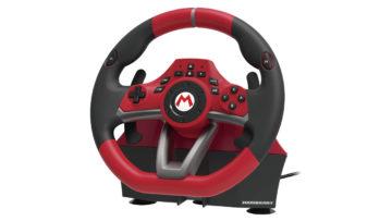 マリオカートレーシングホイールDX(Mario Kart Racing Wheel Pro Deluxe)