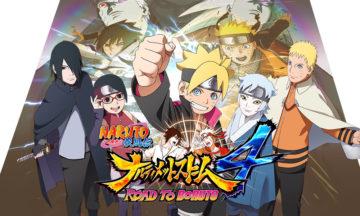 NARUTO -ナルト- 疾風伝 ナルティメットストーム4 (Naruto Shippuden: Ultimate Ninja Storm 4)