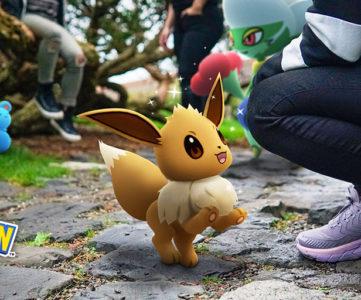 【ポケモンGO】フィールドマップでも相棒と一緒に歩いて冒険できる素敵な新機能、他トレーナーの相棒と集合写真も撮影可能に