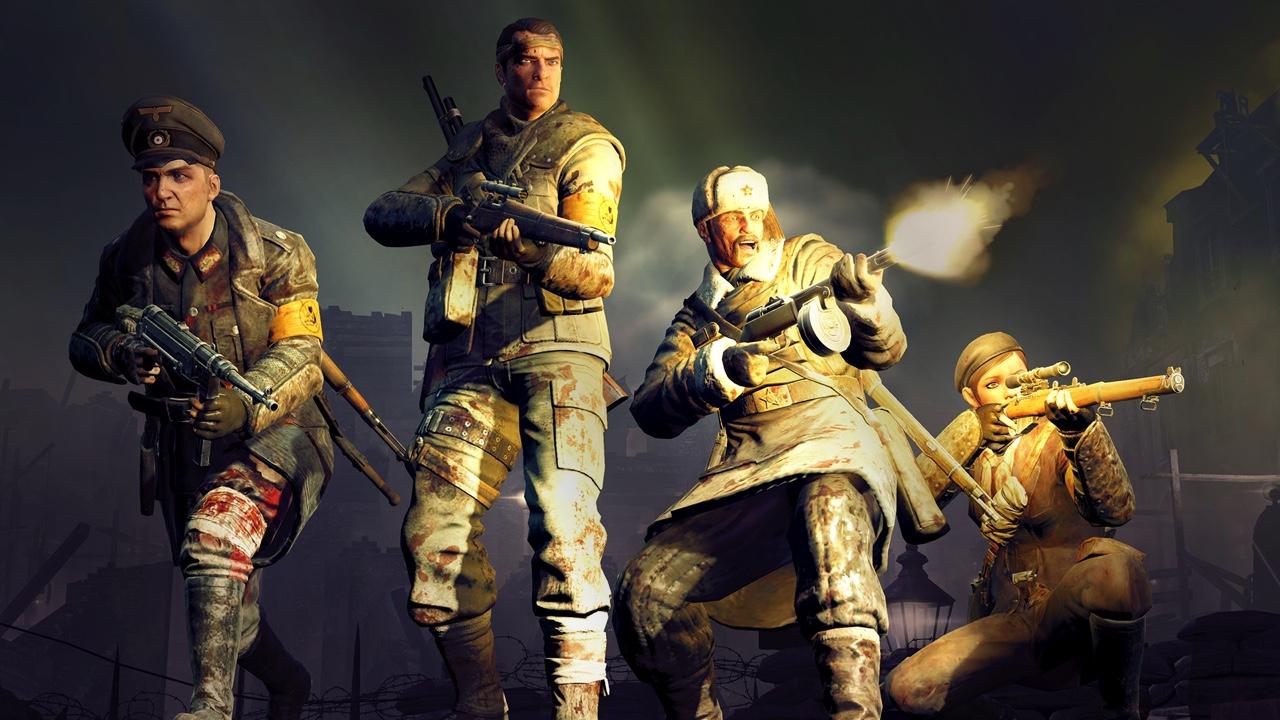 『Zombie Army Trilogy』がNintendo Switchに対応、ローカル通信プレイやHD振動など新機能も追加