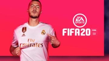 FIFA 20 - Eden Hazard