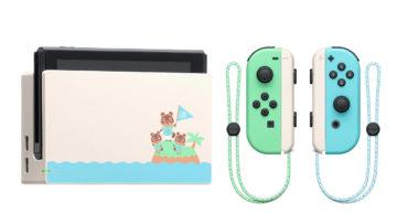 「Nintendo Switch あつまれ どうぶつの森セット」の予約開始日が3月7日に決定