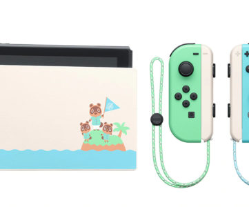 【au PAY マーケット】抽選で「Nintendo Switch あつ森セット」が当たるキャンペーン