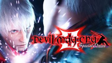 Devil May Cry 3 Special Edition (デビルメイクライ3 スペシャルエディション