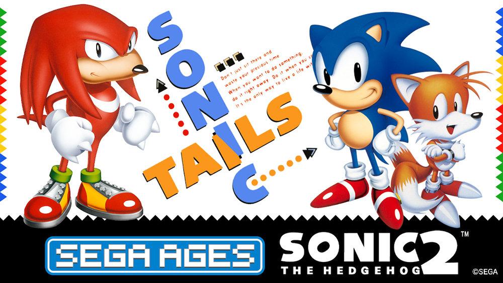 Switch『SEGA AGES ソニック・ザ・ヘッジホッグ2』の特徴やプラスされた新要素・新機能