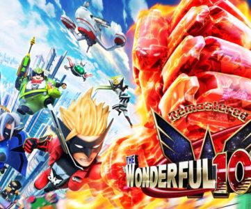 【比較】『The Wonderful 101』Nintendo Switch/PS4リマスター版の特徴、Wii U版との違い