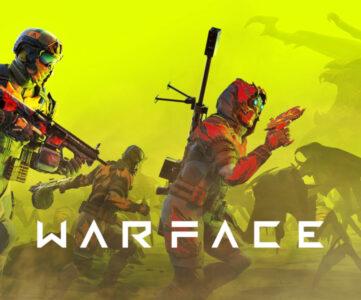 基本プレイ無料のミリタリーFPS『Warface』Nintendo Switch版が国内でも配信開始