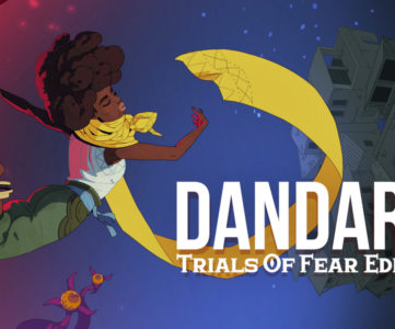 """メトロイドヴァニア系ハイスピード2Dアクション『Dandara』が多数の新規コンテンツを追加する""""Trials of Fear Edition""""へアップデート"""
