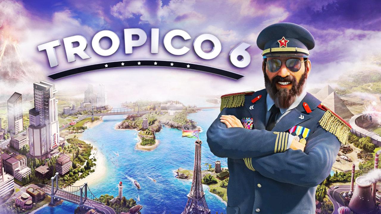 『トロピコ6』がNintendo Switchに対応