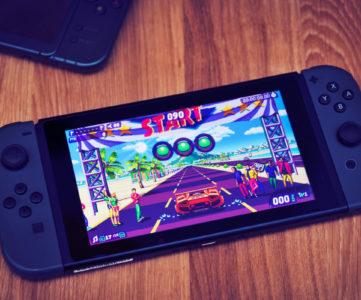 『80's OVERDRIVE』がNintendo Switchに登場、『アウトラン』スタイルのノスタルジックな2Dレースゲーム