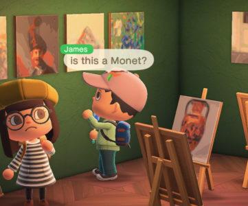 【あつ森】ゲティ美術館が作品をマイデザイン化するジェネレーターを公開、有名画家のアートを取り込んで島に飾ろう