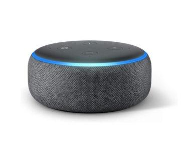 【終了】「Echo Dot 第3世代」がAmazon Music Unlimited (2か月分) つきで2,980円の超特価