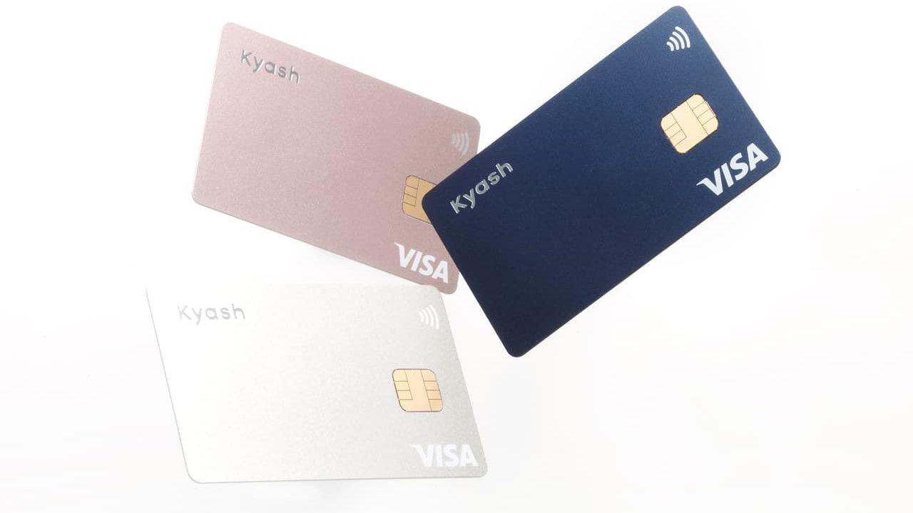 【終了】これから新Kyash Cardを申し込む人を対象にした1,000ポイントもらえるキャンペーン