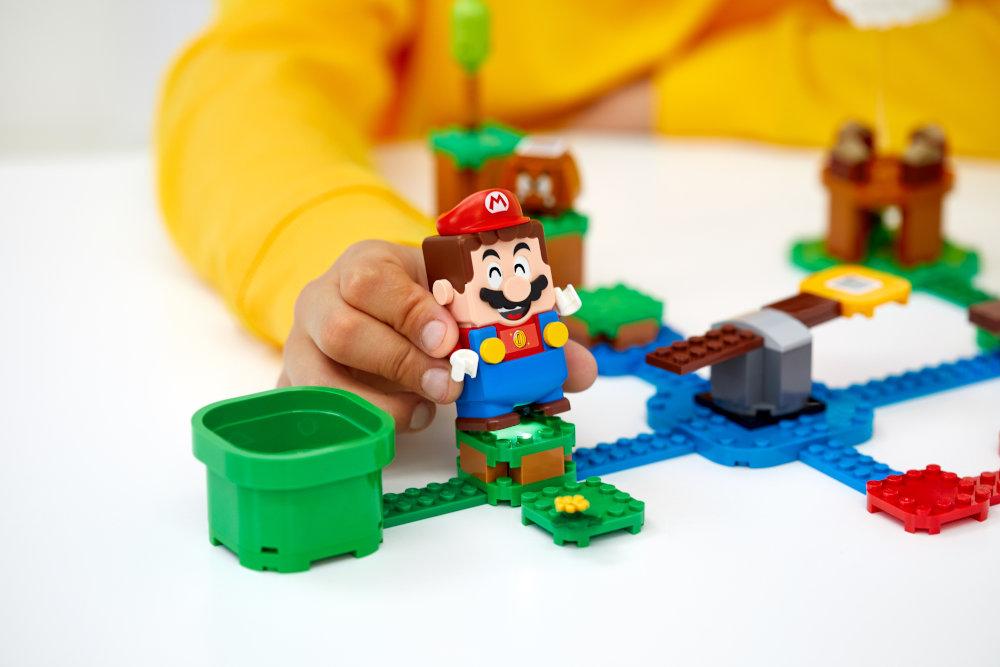 【レゴマリオ】コロナ禍でも成長したレゴの好業績に貢献、今夏ルイージも仲間入り