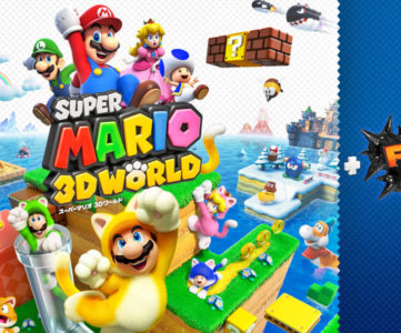 Switch『スーパーマリオ 3Dワールド + フューリーワールド』の特徴や新要素、Wii U版との違い