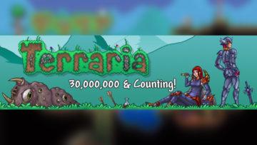 テラリア 3000万本