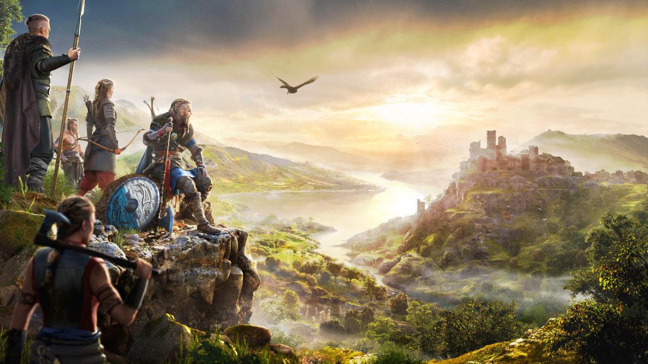 Ubisoft、現行機世代向けソフト11タイトルが累計1,000万本を突破。21年3月期はAAAタイトルを5作リリース予定