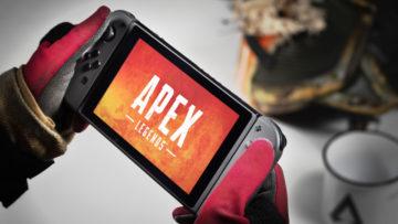 【APEX】スイッチ版『エーペックスレジェンズ』はモーション操作をサポートしジャイロエイムに対応、見た目もよく上手く動作している