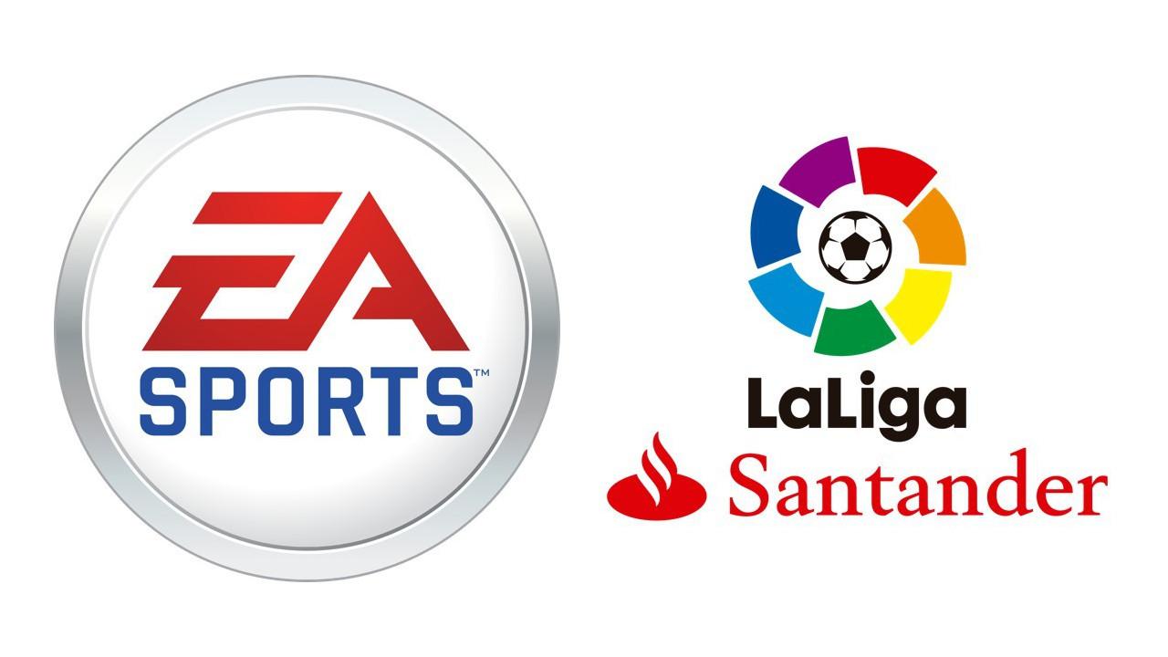 EA、スペイン「ラ・リーガ」との今後10年におよぶパートナーシップを締結。『FIFA』に本物が独占提供
