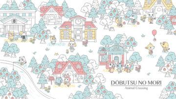 Nintendo TOKYO「DŌBUTSU NO MORI (Animal Crossing)」シリーズ