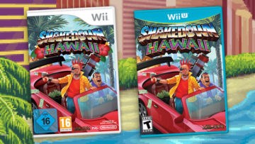 Shakedown: Hawaii is coming to Wii and Wii U