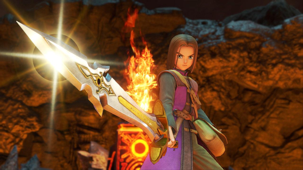 『ドラクエ11S』Nintendo Switch 版がセールで最大50%オフの特価販売、『ドラクエ11/11S』世界600万本突破記念