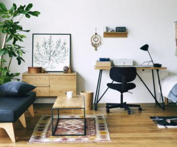 無印良品とIDÉEが家具・インテリア良品のサブスクサービス、月額800円から