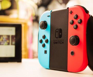 【UK】Nintendo Switch 販売、2020年上半期は昨年の2倍以上に増加