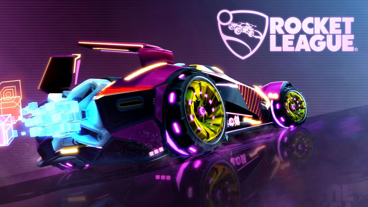 『ロケットリーグ』が基本プレイ無料へ移行、クロスプレイに続き進行状況の共有も導入へ