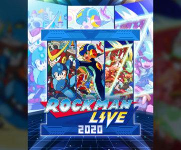 Amazon Prime Video 見放題に「ロックマンライブ2020 大阪第2回公演」が追加