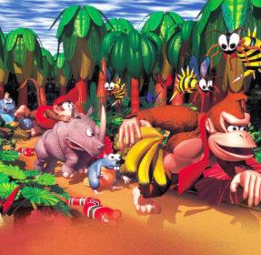 スーパードンキーコング (Donkey Kong Country)