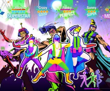 『Just Dance 2021』が踊れる40曲を収録して11月に海外発売、スイッチを含む現行機種と次世代機に対応