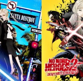 『ノーモア★ヒーローズ』とその続編『2』がNintendo SwitchにHDリマスターで登場