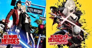 No More Heroes (ノーモア★ヒーローズ) & No More Heroes 2: Desperate Struggle (ノーモア★ヒーローズ2 デスパレート・ストラグル)