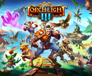 『Torchlight III』がNintendo Switchに対応、ハクスラ系アクションRPGシリーズ最新作