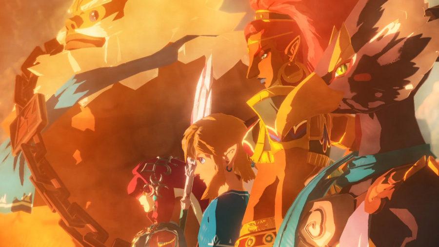 ゼルダ無双 厄災の黙示録(Hyrule Warriors: Age of Calamity)