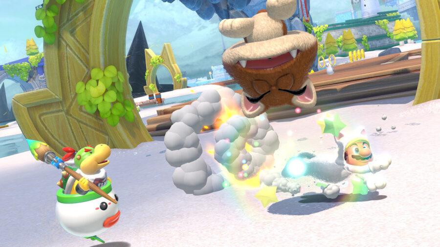 スーパーマリオ 3Dワールド + フューリーワールド(Super Mario 3D World + Bowser's Fury)