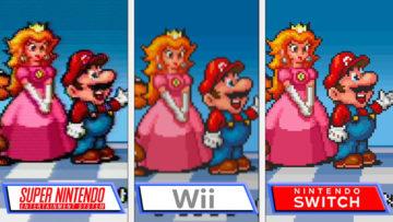 『スーパーマリオコレクション』(Super Mario All-Stars)