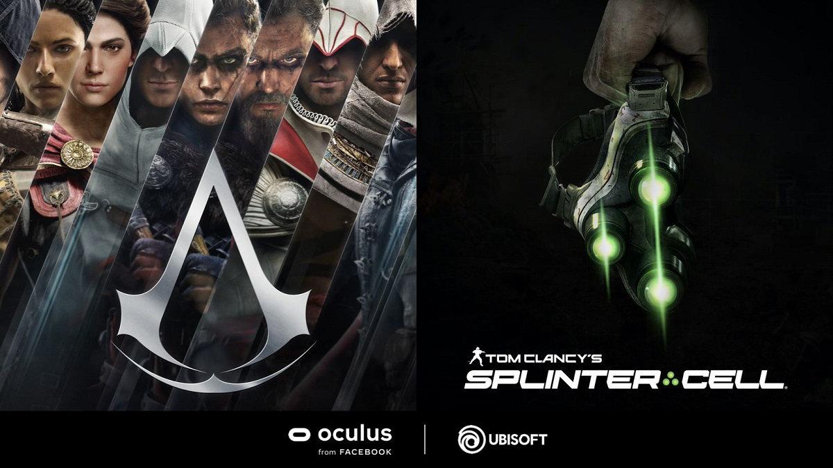 『スプリンターセル』最新作がOculus VRで登場へ、『アサシンクリード』も